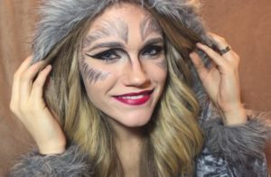 15+ Ideas About Wolf Halloween Makeup & Tutorial